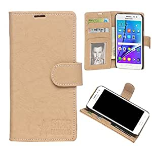 Stardiamond Flip Wallet ID Case Cover For Huawai Honor 4x