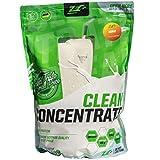 ZEC+ Clean Concentrate Protein-Pulver mit Molkenprotein, kalorienarmes Whey Protein Eiweißpulver für Muskelaufbau & Muskelerhalt, Low Carb Protein Shake mit Geschmack Mango 1000 g