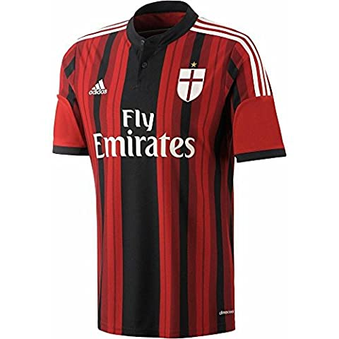 Adidas performance - Maillot - A.c. Milan - Taille XL - Rouge