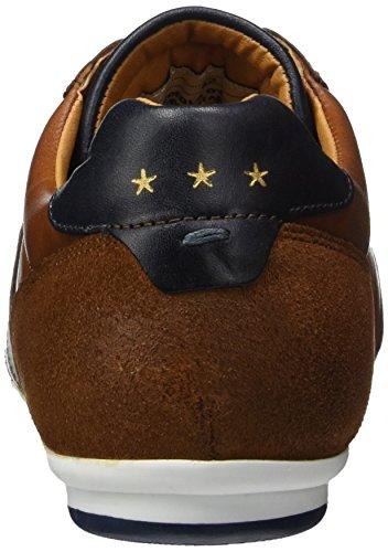 Pantofola dOro Roma Uomo Low, Scarpe Basse Uomo Marrone (Tortoise Shell)