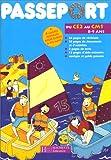 Passeport - Du CE2 au CM1 - Hachette - 01/04/1997