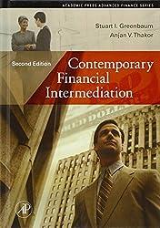 Contemporary Financial Intermediation (Academic Press Advanced Finance)