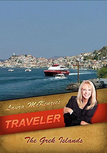 Laura McKenzie's Traveler The Greek Islands by Laura McKenzie