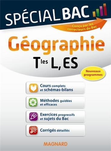 Spécial Bac : Géographie Tles L, ES