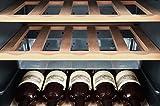 Haier WS50GA Weinkühlschrank / 127 cm Höhe / LED Display zur Temperatureinstellung, Temperaturalarm - 10