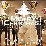 Wapel Il Nuovo Albero Di Natale Decorazione Parete Verniciatura Pvc Bianco