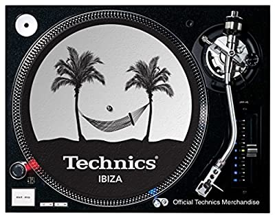 Technics Ibiza Turntable Slipmats