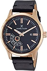 Daniel Klein Analog Blue Dial Mens Watch - DK11499-1