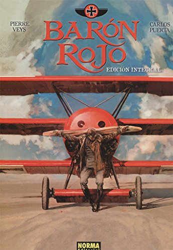 Barón Rojo. Edición Integral por Carlos Puerta Pierre Veys