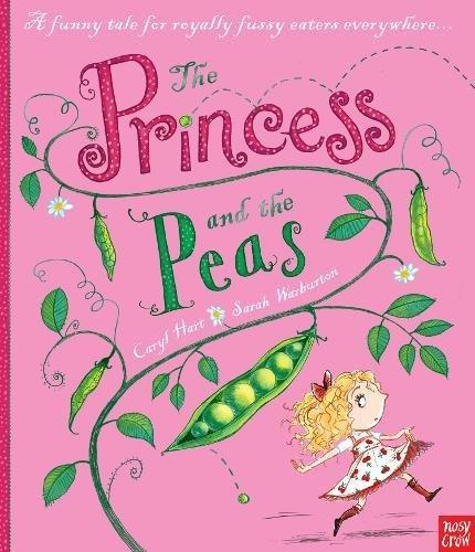 The Princess and the Peas (Princess Series)