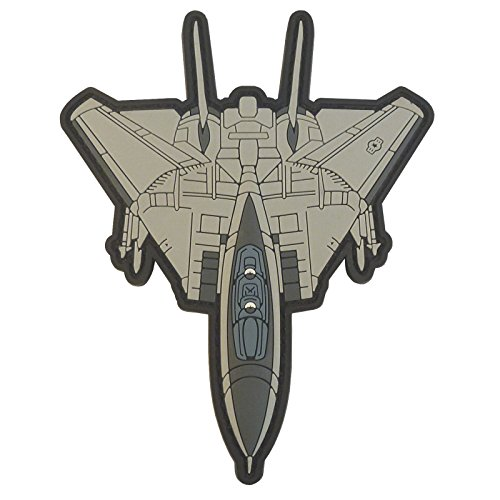 us-marina-navy-grumman-f-14-tomcat-fighter-top-gun-squadron-pvc-gomma-velcro-toppa-patch