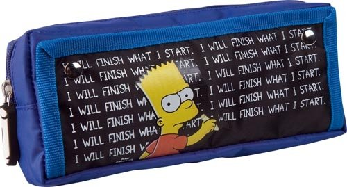 United Labels 0199522 – Estuche de Los Simpsons