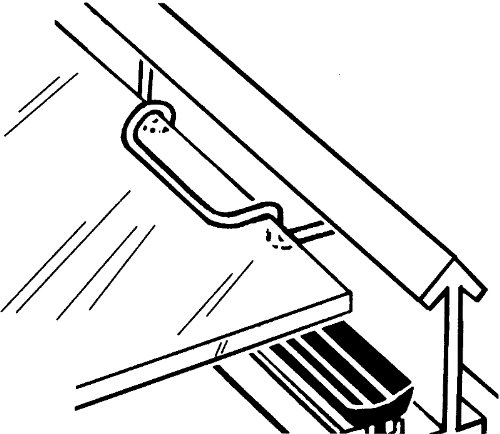 macgreen edelstahl gew chshaus glasklemme standard 75 st ck rostfrei. Black Bedroom Furniture Sets. Home Design Ideas