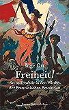 Freiheit!: Sechs Freunde in den Wirren der Französischen Revoluion - Inge Ott