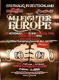 M1 Fighter Europe - Düren 2011 Konzert-Poster A1