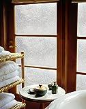 Artscape 92x183cm, Fensterfolie, Reispapier-Design, klar/weiß