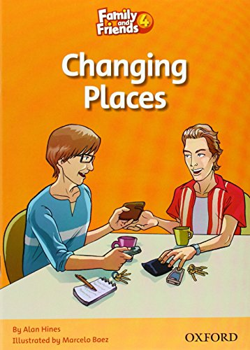 Free Family And Friends Readers 4 Family Friends 4 Changing