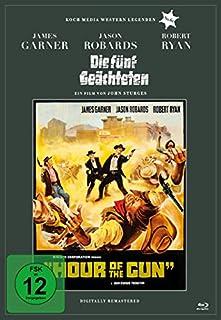 Die fünf Geächteten (Edition Western-Legenden #61) [Blu-ray]