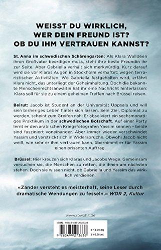 Der Freund (Klara Walldéen, Band 3): Alle Infos bei Amazon