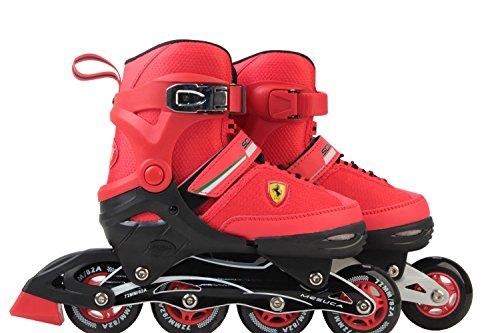 official-ferrari-inline-kids-adults-skates-free-skate-rollerblade-roller-skates-shoes-fk11-adjustabl