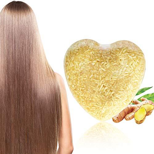 Champú Sólido, Shampoo Bar, 100% Natural Hair Shampoo