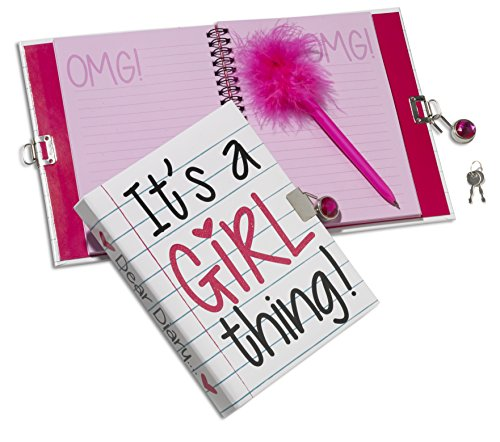 3C4G It's A Girl Thing Diary (36130)