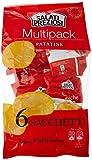 Salati Preziosi - Chips Classiche tot 150Gr (6 sacchetti da 25g)