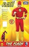 Rubie's 3 888079 M - Flash Deluxe Muscle Chest Erwachsener Kostüm, Größe M -