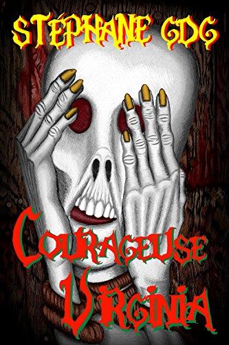Courageuse Virginia: La malédiction des soeurs jumelles 1 - nouvelle d'épouvante (Peur sur Halloween (13 histoires d'horreur))