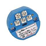 BQLZR Kunststoff PT100 Temperatur Messumformer DC 24V -50~100¡ãC Ausgang 4-20mA