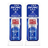 King of Shaves Sensitive Advanced Shaving Oil 20ml TWIN-PACK