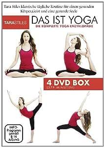 Das ist Yoga - Tägliches Yoga für jeden [4 DVDs]