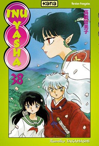 Inu Yasha Vol.38 par TAKAHASHI Rumiko