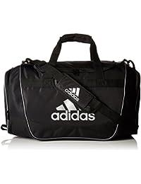 Adidas 3S WHLS Sac de voyage unisexe Adulte Multicolore (Noir/gricua/blanc), XL