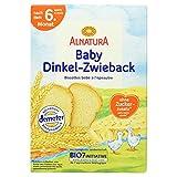 Alnatura Bio Baby Dinkel Zwieback, 200 g