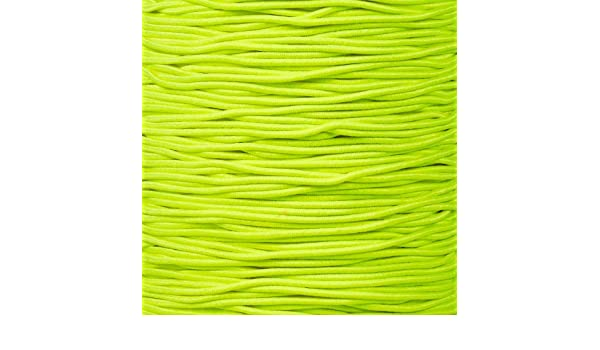 """250 25 50 100 1000 Feet Options PARACORD PLANET 1//16/"""" Diameter Elastic Stretch Bungee Shock Cord in 10"""