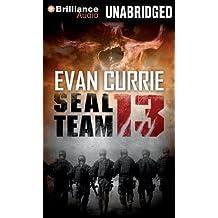 SEAL Team 13 by Evan Currie (2013-11-15)