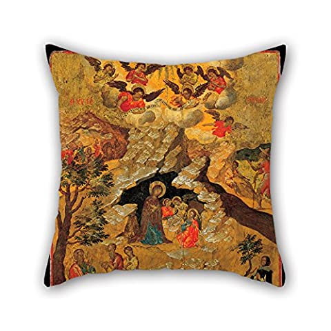 Elegancebeauty Pillow Cases Of Oil Painting Moskos Ilias - The