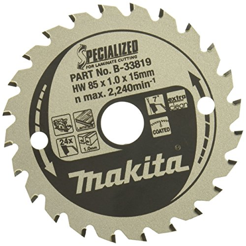Makita B-33819 Specialized Saegeblatt85x15x24Z 85 x 15mm