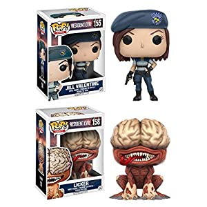 Funko POP Pack Jill Valentine + The Licker (Resident Evil) Funko Pop Resident Evil