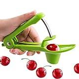 Csufull Snocciolatore per ciliegie e olive /Rimozione ciliegie Pitter Corer Ulivi Pits Stoner Nucleo facile squeeze Grip Strumento di cucina