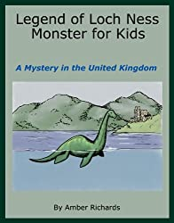 Legend of Loch Ness Monster for Kids: A Mystery in the United Kingdom (English Edition)