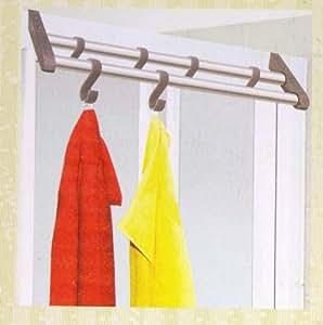 variable handtuchstange handtuchhalter dusche duschkabine k che haushalt. Black Bedroom Furniture Sets. Home Design Ideas