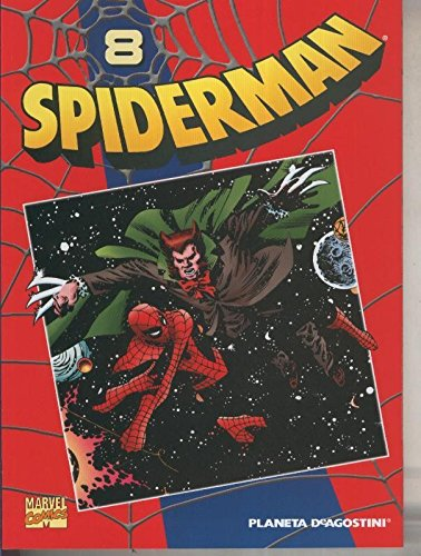 Coleccionable Spiderman volumen 1 numero 08