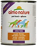 almo nature Daily Menu Hundefutter, Huhn, 12 Dosen (12 x 800 g)