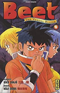 Beet the Vandel Buster Edition simple Tome 6