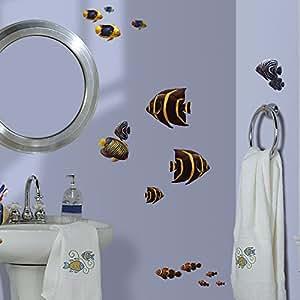 RoomMates - Wandsticker Unterwasserwelt 24 Sticker