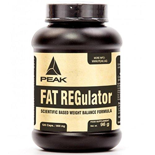 #Peak Fat REGulator 120 Kapseln – 1er Pack (1 x96g)#