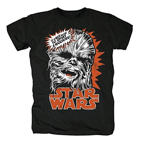 TSP Star Wars - Chewbacca T-Shirt Herren S ()