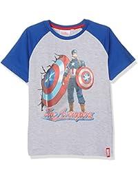 Marvel Jungen T-Shirt Avengers M